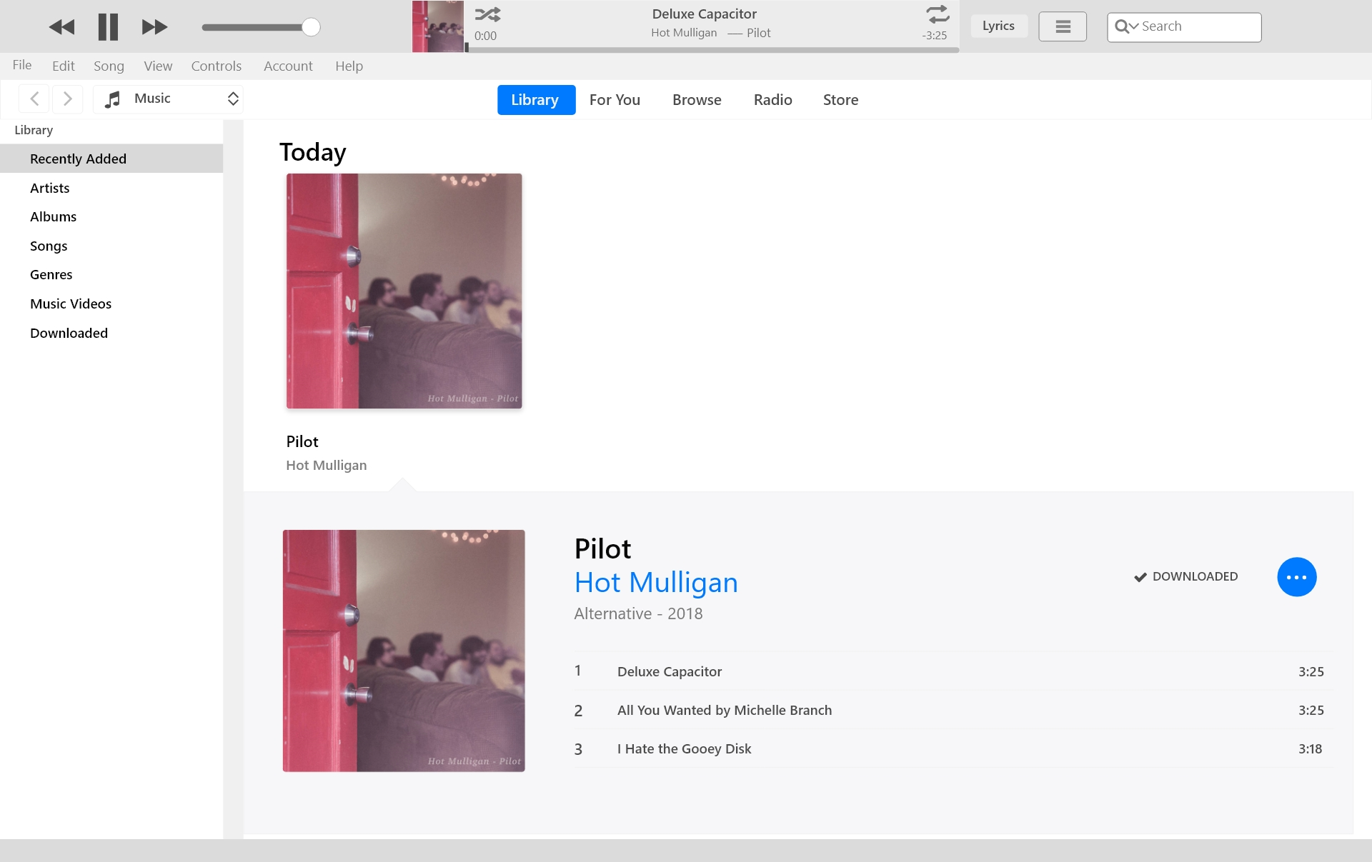 UX Study Case: iTunes and lyrics integration - Adobe XD