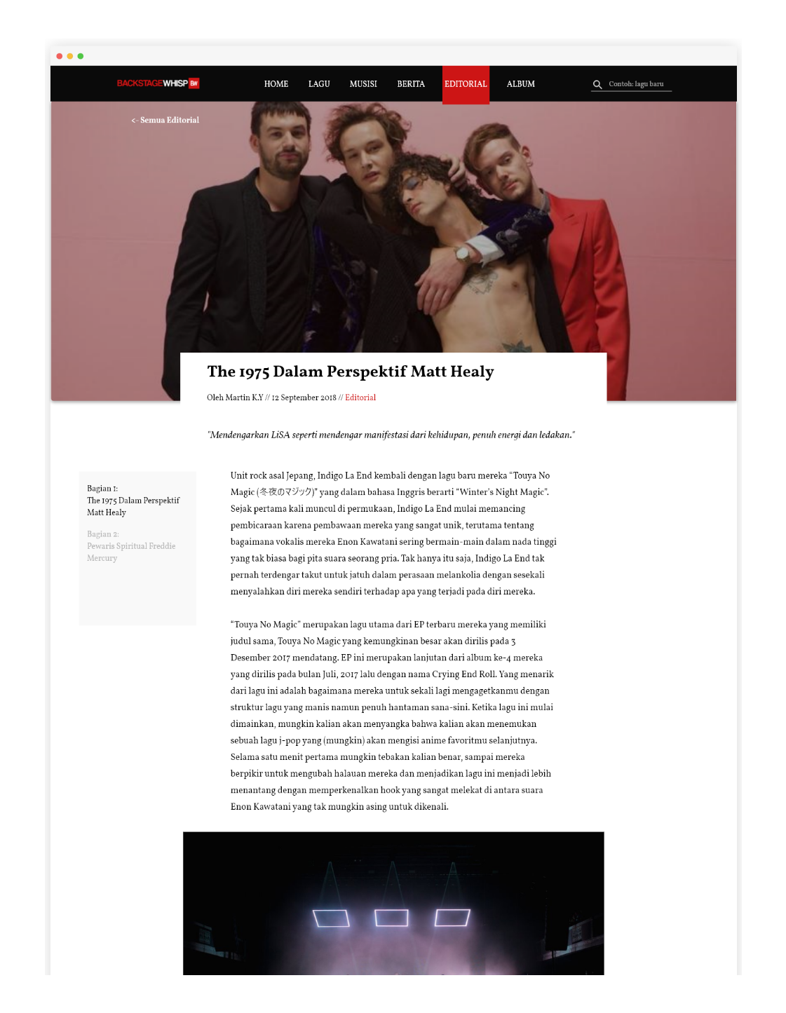 BW - Editorial